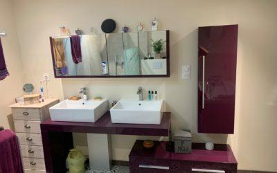Votre salle de bain moderne à Tomblaine